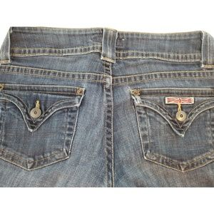 Hudson Signature Jean's Flap Pocket sz 27